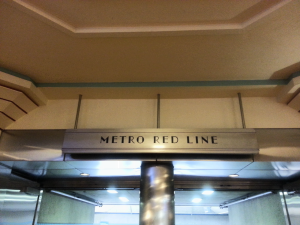 Red Line to Hollywood