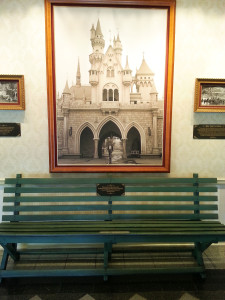 Where Walt's inspiration for Disneyland was born
