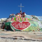 Love Abundant at Salvation Mountain