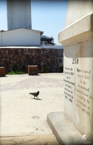 border monument 258