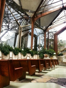 Inside The Glass Church