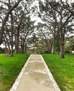 Wayfarers Chapel Palos Verdes California