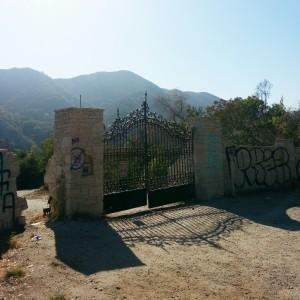 Murphys Ranch main gates