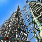 Watts Towers and Their Rising of Purpose