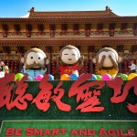 Celebrate Chinese New Year in Beauty and Authenticity at Hsi Lai Temple